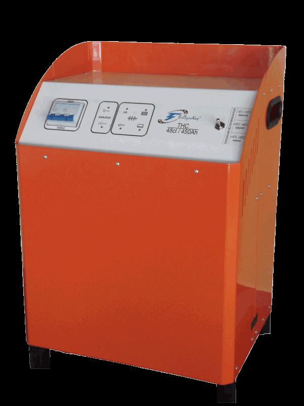 Трансформаторные зарядные устройства для свинцово-кислотных тепловозных аккумуляторов - картинка №1