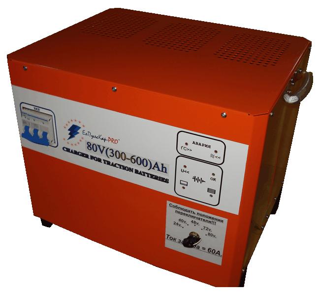 Автоматические зарядные устройства «ЕлПулсКар-Pro» трансформаторного типа для кислотных аккумуляторов - картинка №3