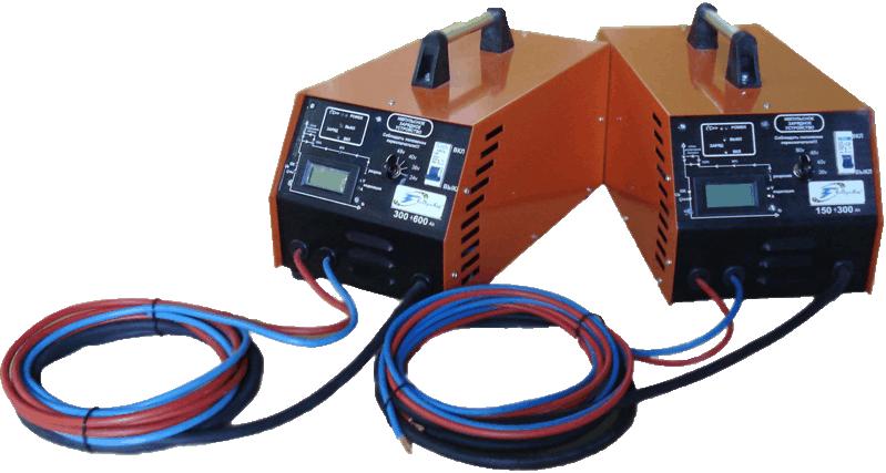 Высокочастотные зарядные устройства «ЕлПулсКар» инверторного типа для кислотных аккумуляторов - картинка №1