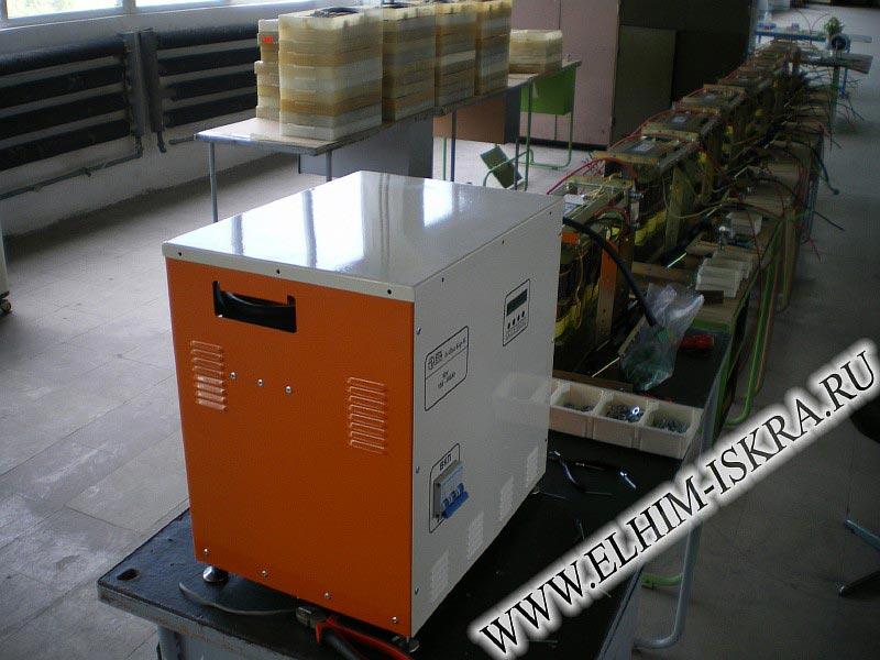 Зарядные устройства для акб от компании Элхим-искра